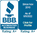 My Service Pro, Inc. is a BBB Accredited Plumber in Metro Area, MN