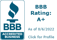 Click for the BBB Business Review of